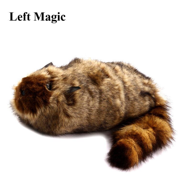 The Rocky Raccoon Magic Robbie Magic Tricks Stage Street Illusions Gimmick Toy