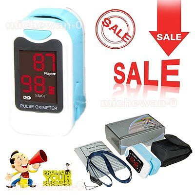 2018 New Led Fingertip Pulse Oximeter Spo2 Pr Heart Rate Monitor Contec