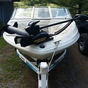 1996 Northstar bowrider with 70hp Johnson