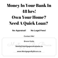 Homeowner 48hr Loans! Up To $30K! No Upfront Fees! No Appraisal!