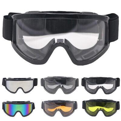 Skibrille Snowboardbrille Schneebrillen Herren Damen UV Brille für Brillenträger