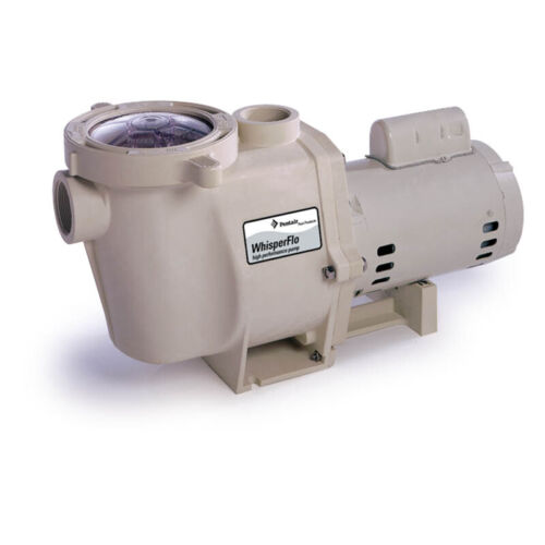 Pentair WhisperFlo Pump - 1 HP