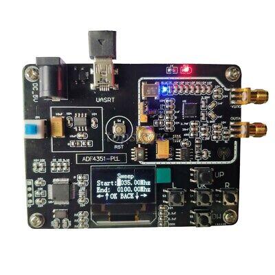 35m-4.4g Rf Signal Generator Adf4351 Sweep Frequency Generator Stm32 Mcu Pll Tps