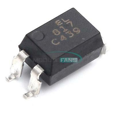 50pcs Optocoupler Sharp Sop-4 Smd-4 Pc817 Pc817c