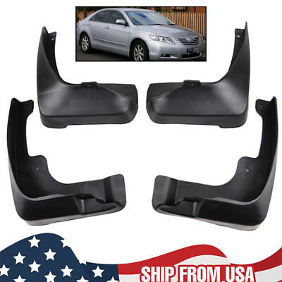 Fit For Toyota Camry 2007 2008 2009 2010 2011 Splash Guards Mud Flaps Fender Kit