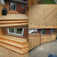 Quality Decks and Fences