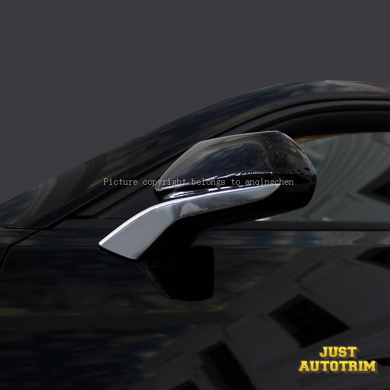 For 2016~2017 CHEVY CAMARO FULL MIRROR Chrome Covers