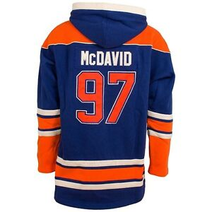 Connor McDavid Jersey Lacer Hoodie at JJ Sports! London Ontario image 2
