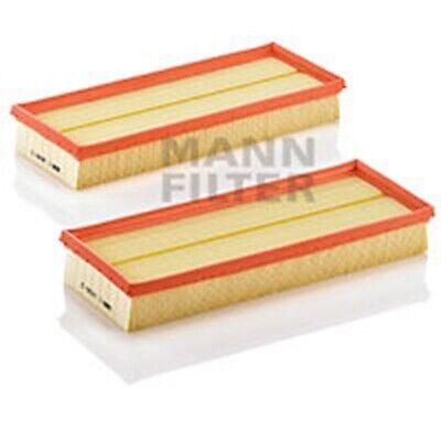 MANN-FILTER Luftfilter C 3698/3-2 für MERCEDES W204 W203 W211 W212 C219 X204 CLK