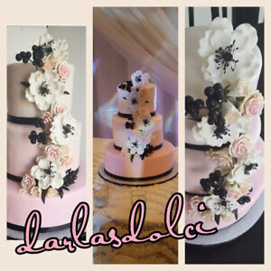 Custom cakes / cupcakes for weddings and/or special events