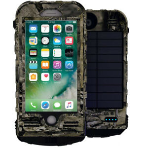Snow Lizard Case for iPhone 7+, Mossy Oak