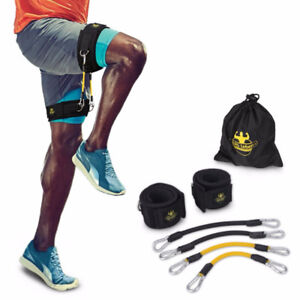 New Kinetic Speed Agility Training Strength Leg Resistance Bands
