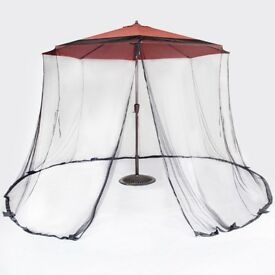 Outdoor Umbrella TABLE SCREEN Net
