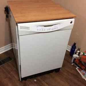Portable Dishwasher GE