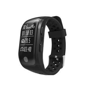 Waterproof GPS Smart Bracelet S908 Fitness Tracker  Pedometer Heart Rate For Smartphones Support Calls - $84.99