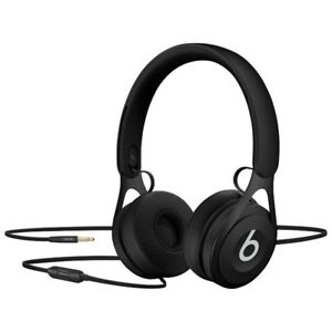 New Beats EP On-Ear Headphones with In-Line Controls-Black
