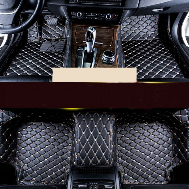 For Acura TL 2006-2008 Car Floor Mats Front Rear Liner