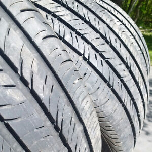 4 Continental Tires 235/55R17