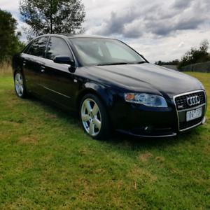 Selling Audi a4 b7 2lt turbo quattro incl rwc