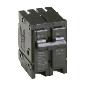 5 Eaton plug in replacement breakers