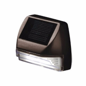 Rechargeable Solar Powered Deck/ Wall / Step Lights Led Outdoor
