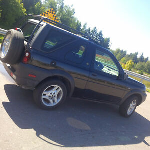 2003 Land Rover Freelander SUV, Crossover Certified&E-Tested