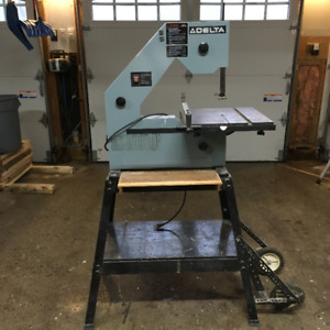 "Delta 16"" Band Saw Model 28-540"