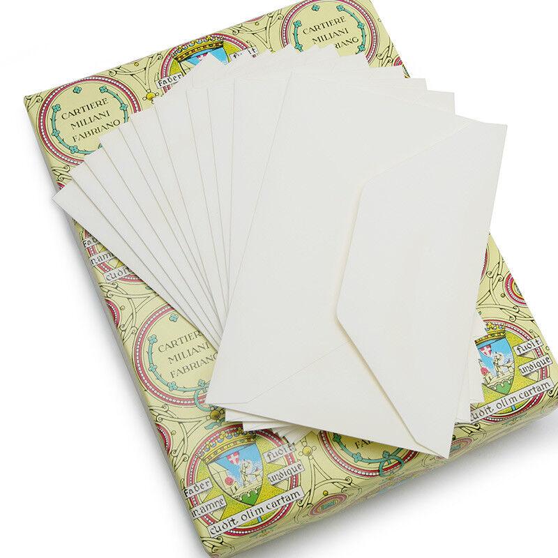 "Fabriano Medioevalis 3.5"" x 5.5"" Envelopes, Box of 100"