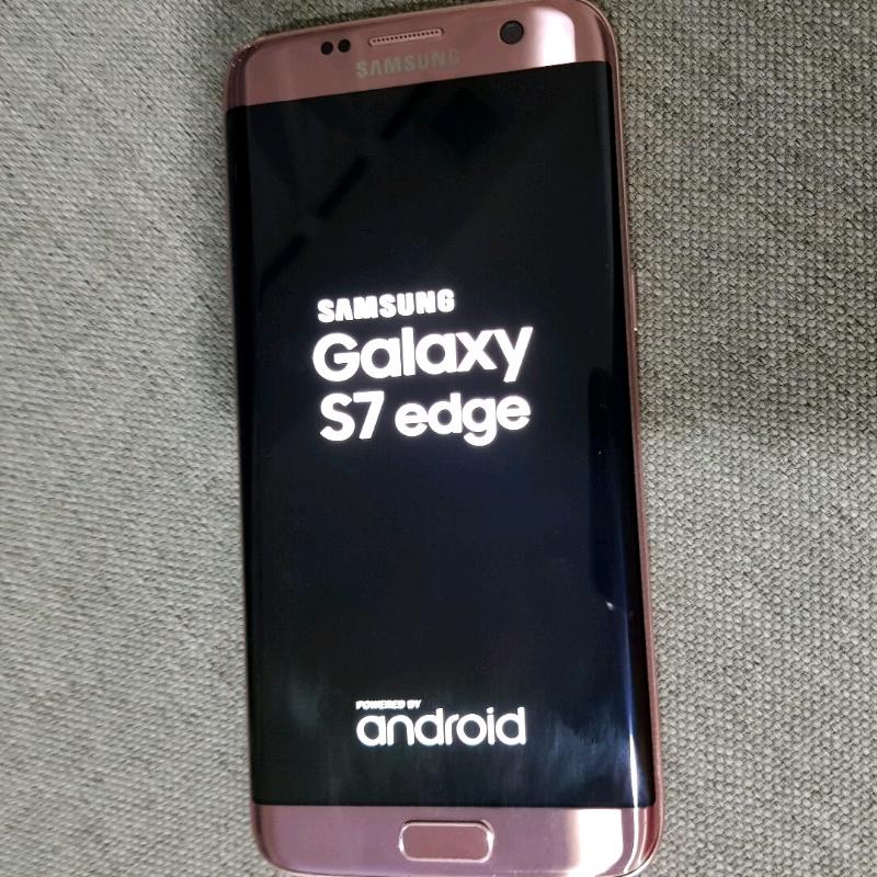 Samsung S7 Edge (Rose Gold) | in Andersonstown, Belfast | Gumtree