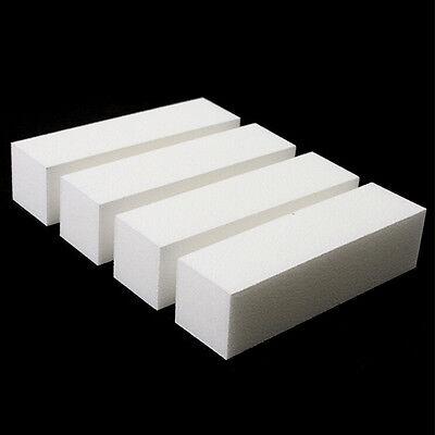 (10Pcs Buffing Buffer Block Files Acrylic Pedicure Sanding Manicure Nail Art KZ)