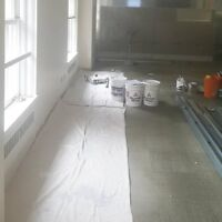 Commercial Painting & Spray Painting