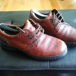 Brown NEVADA shoe 7.5 extra wide