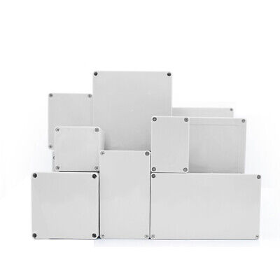 Abs Plastic Electronics Project Box Enclosure Ip65 Outdoor Waterproof Box All