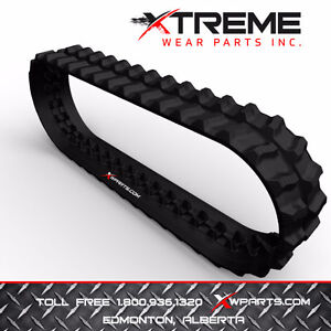 Rubber Track for Skid Steers and Min Excavators