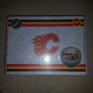 BRAND NEW CALGARY FLAMES CULTUREFLY BOX ONLY $20 ($35 VALUE)!!!!