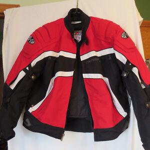 Motorcycle Racing Jacket