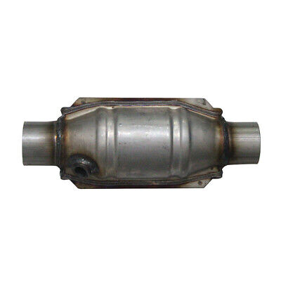 EPA Certified  Universal Catalytic Converter 2.5'' With O2 Sensor