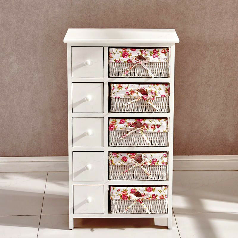 EASYLIFE WHITE UNIT WITH BASKETS
