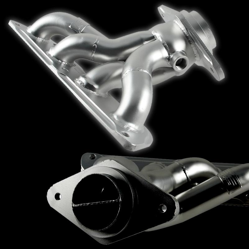 for Toyota 00-03 Celica GTS 1.8L THC4403 1pc DC Sports 4-2-1 Ceramic Header