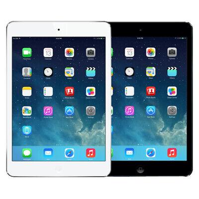 Apple iPad Mini 2 - 7.9in 16GB 32GB 64GB 128GB - Wi-Fi + 4G, Silver / Space Gray