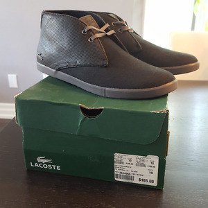 Brand New Lacoste Shoes Mens Size 10