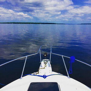 26ft Aft Cabin Cruiser FOR SALE/TRADE (for a Bowrider)