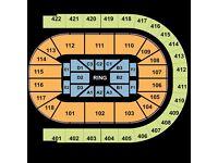 2 x Face Value Tickets For Kell Brook v Genardy Golovkin O2 Arena London September 10th