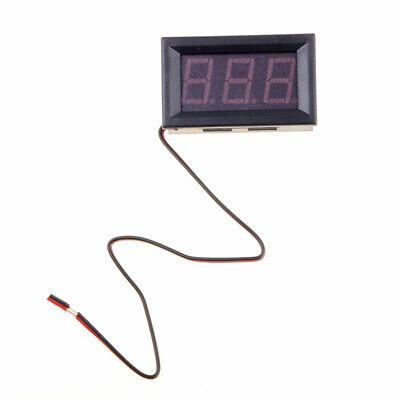 Led Mini Dc4.5v-30v Digital Voltmeter Tester Cdiy Ammeter Volt Meter Gauge Panel