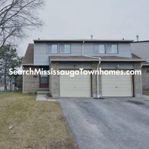 End Unit Townhouse,  Finished Bsmt w/ 2nd kitchen, 3 Bedroom