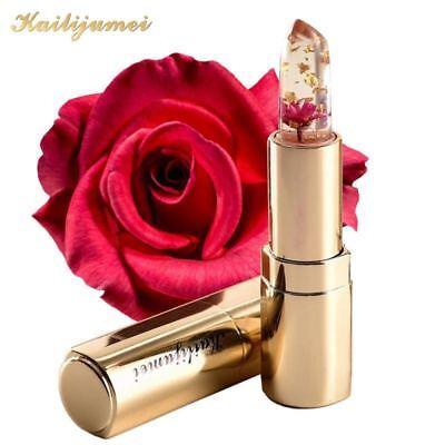 Original Limited Edition Kailijumei Flower Jelly Lipstick Color Change UK Stock