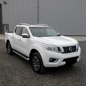 Nissan NP300 2.5dCi Double Cab 4x4 Pickup
