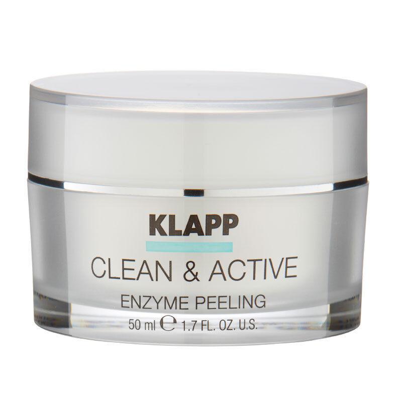 Klapp CLEAN & ACTIVE Enzyme Peeling 50 ml + Blitzversand