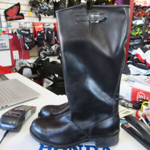 Harley Davidson Men's Leather Motorcycle Boots New Only $90