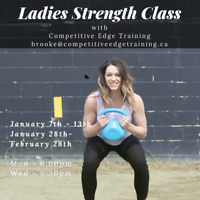 Affordable group personal training in ladies only environment!